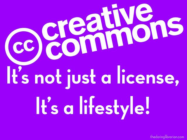 Les Creative Commons, si simple queça?