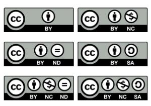 CC Licenses