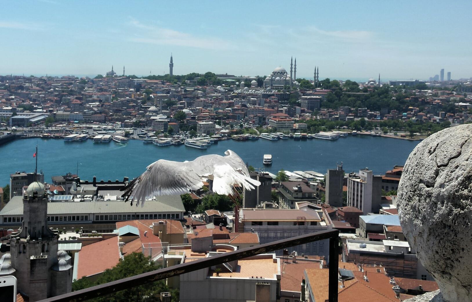 Istanbul Galata Tower